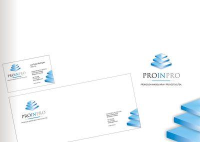 Logotipo Empresa Constructora