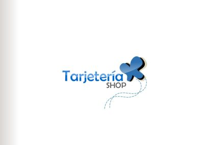 Logotipo para Tarjetería