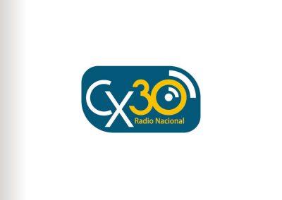 Logotipo para Radio Nacional