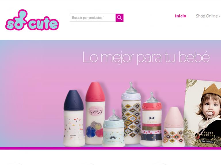 Tienda Online para So Cute