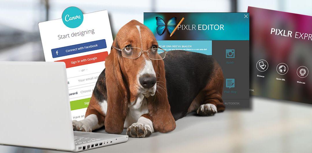 Crear tus diseños online y gratis